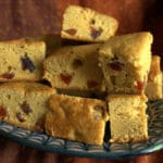 Recipe: Golden Syrup & Plum Cake
