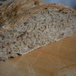 Whole Wheat Walnut Bread – Fresh From the Oven