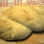Polenta Bread – Fresh From the Oven