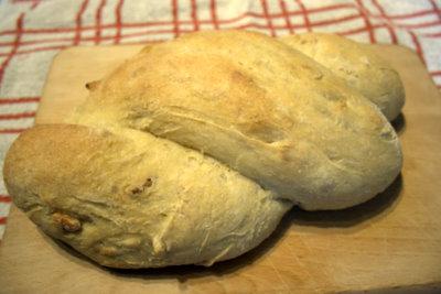 Polenta Loaf 1