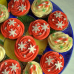 Winter Ginger Beer Cupcakes with Fever-Tree Ginger Beer