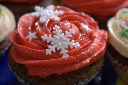 Recipe: Gingerbeer Christmas Winter Cupcakes