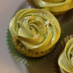 Vegan matcha muffin 1