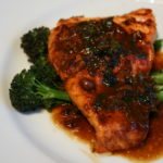 Recipe: Miso Salmon