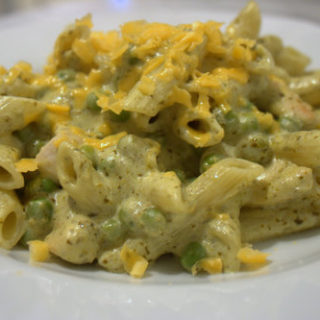 Lunch with Philadephia & A Recipe For Philly Pesto Chicken Pasta
