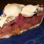 Guest Post: A Rhubarb & Strawberry Pie From Canada