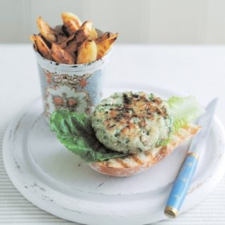 Easy Fish Burger Recipe