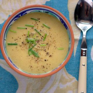 Recipe: Celery & Lentil Soup
