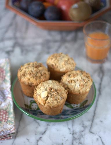 Jordans Nutty Granola Muffins