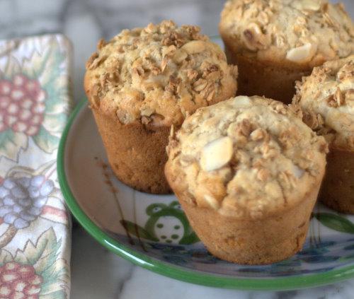 Jordans Super Nutty Granola Muffins