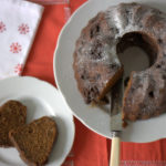 Thai ginger Bundt cake