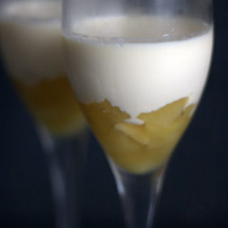 Recipe: Apple, Lemon & Lime Possets and Coffee & Food Matching