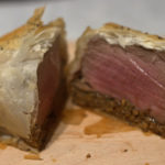 Recipe: Asian Beef Wellington with Maple Cumin Mash