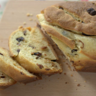 Fresh from the Oven -panettone