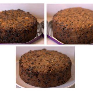 Taste Test: Supermarket Christmas Cake Baking Kits