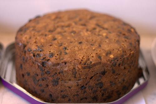 Delia's Classic Christmas Cake - Waitrose