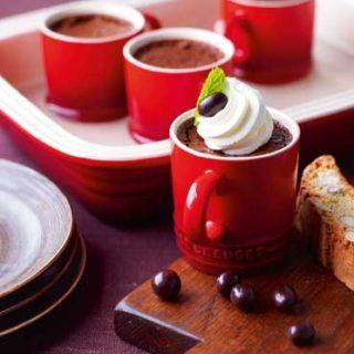 Recipe: Mocha Chocolate Cream Pots