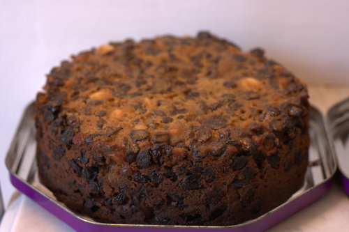 Sainsbury's Taste the Difference Christmas Cake