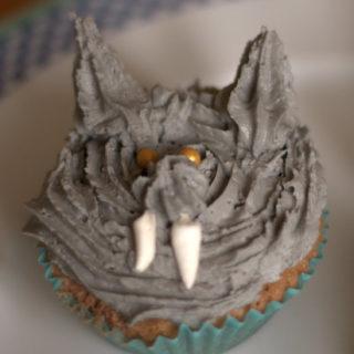 Recipe: Wolf Cupcakes