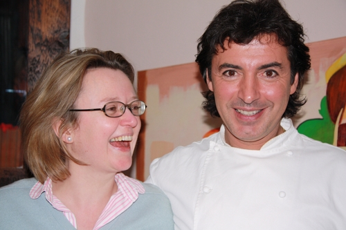Fuss Free Flavours and Jean-Christophe Novelli