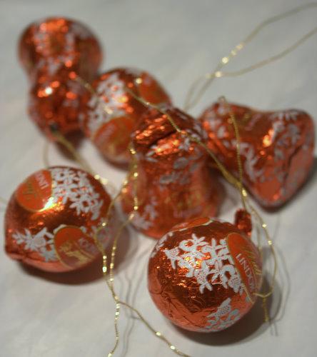 Leftover Christmas Chocolates