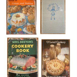 I Love My Vintage Cookbooks