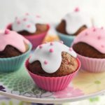 Marian Keyes' Strawberry Cupcakes