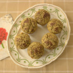 Vegan Chocolate, Hazelnut & Matcha Muffins