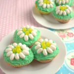 Jelly Belly Mothering Sunday Daisy Cupcakes