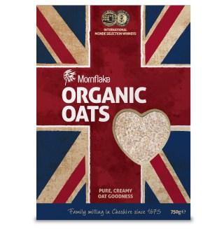 Mornflake Oats Union Jack Box