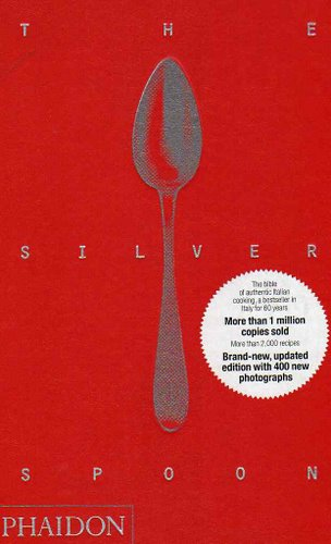 Mauritian Cookbook Cover : Review the silver spoon