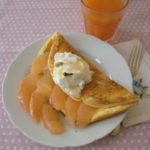 Souffle Omelette with Florida Grapefruit