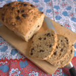Recipe: Almond, Raisin and Chocolate Loaf