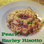 Recipe: Quick Cook Orzotto or Pearl Barley Risotto – Delicious & Frugal