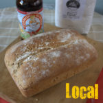 Recipe: Cheese & Beer Loaf – Local for Lammas Day