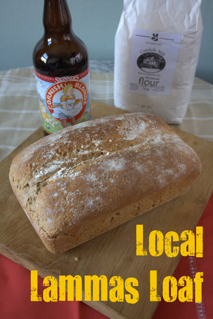 Local Lammas Loaf