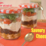 Goats Cheese Picnic Jars