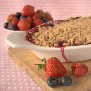 Sunvil Supper Club: Swedish Berry Pie
