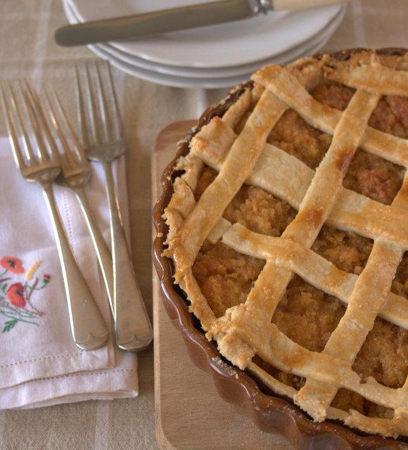 Treacle Tart - Great British Bake Off Technical Challenge