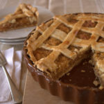 Treacle Tart - Great British Bake Off Technical Challenge