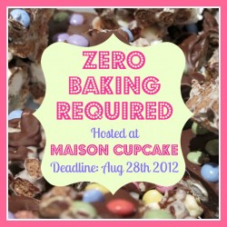 Zero Baking Required Logo