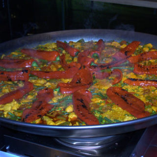 How to Make Perfect Paella (and La Tasca)