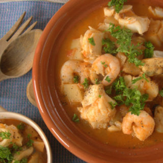 Sunvil Supper Club: Fish Stew from Paxos