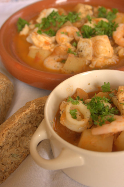 Paxos Fish Stew