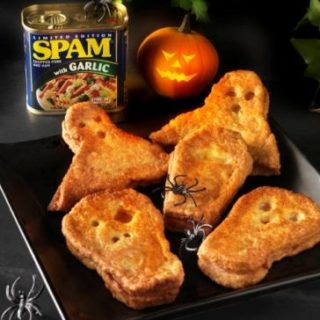Recipe: Hammier Horror SPAM Spooks
