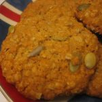 Crunchy Oat Sailing Biscuits