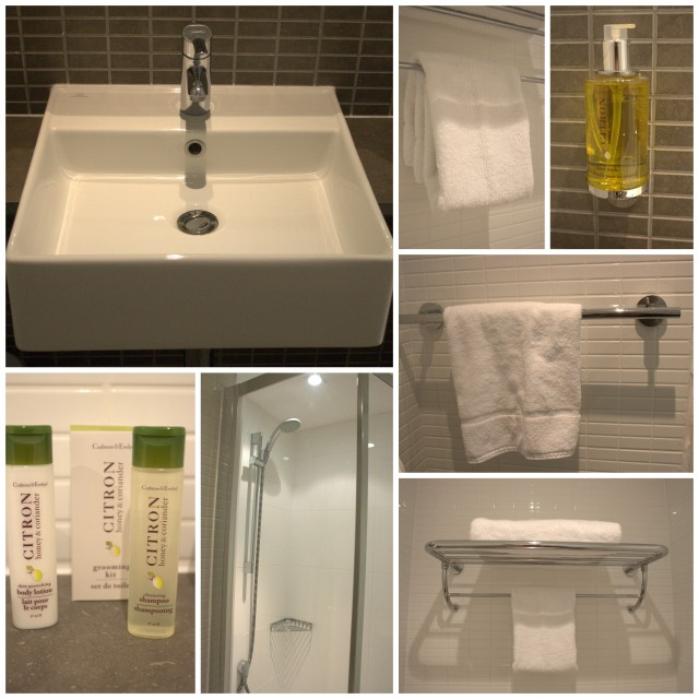 Hilton Doubletree Leeds Hotel Bathroom