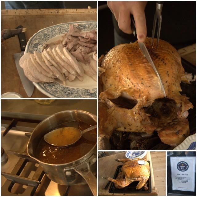 Kelly Bronze Turkey Dinner