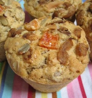 More Holiday Breakfasts – Muesli Muffins