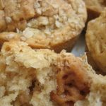 Holiday Breakfasts – Peanut Butter Muffins
